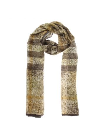 Burberry Brown Scarf