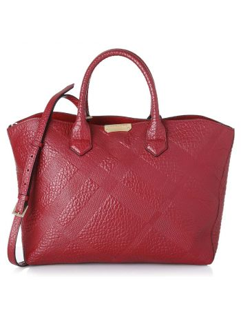 Burberry Red Dewsbury Bag