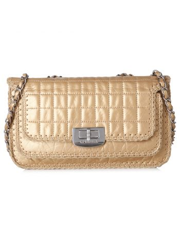 Chanel Camel Reissue Pattern Bag