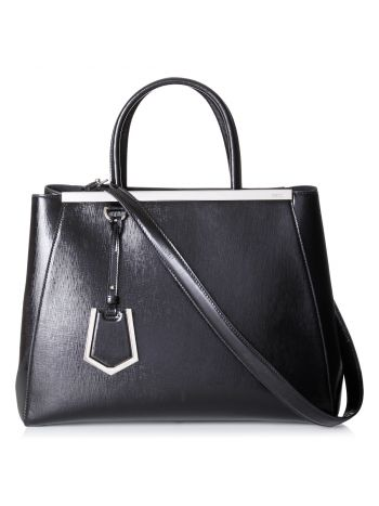 Fendi Black 2Jours Regular