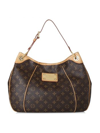 Louis Vuitton Brown Galliera GM Bag