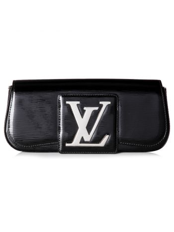 Louis Vuitton Noir Sobe Clutch