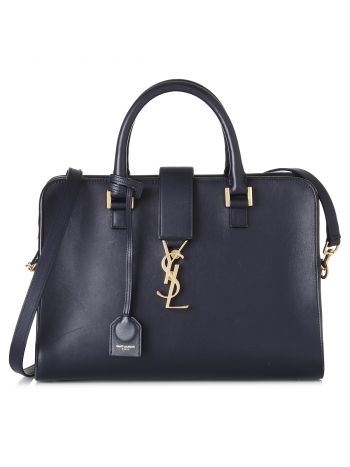 YSL Black Cabas Medium Bag