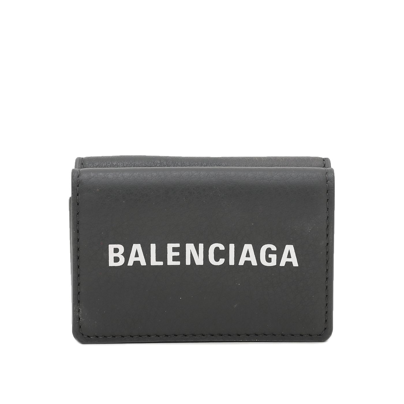 Balenciaga Gray Everyday Mini Wallet
