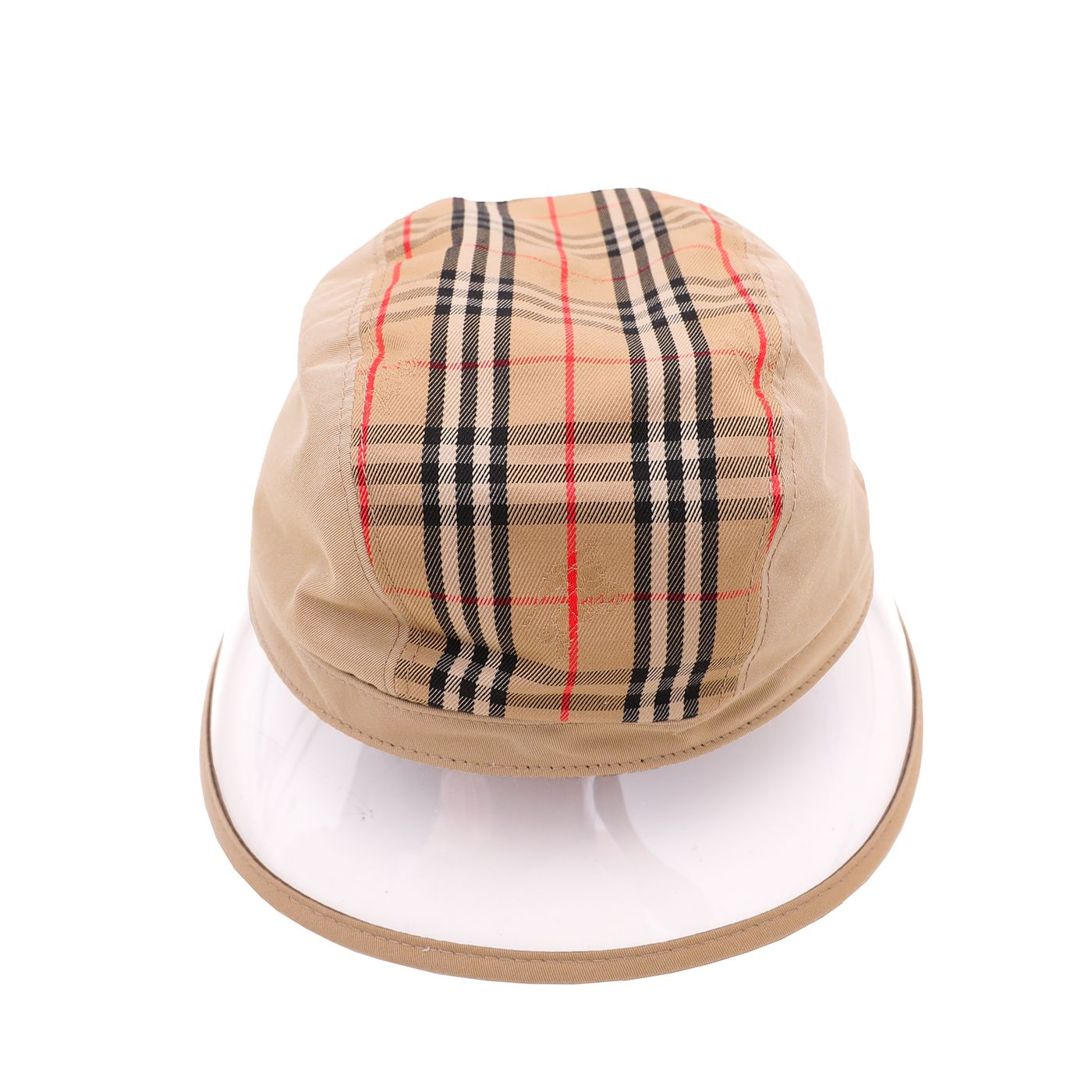 Burberry Brown Bucket Hat