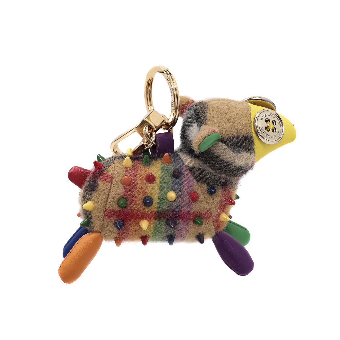 Burberry Multicolor Wendy The Sheep Bag Charm