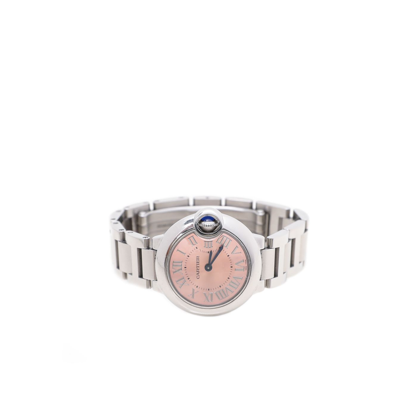Cartier Pink Ballon Belu De Cartier 28.6mm Watch
