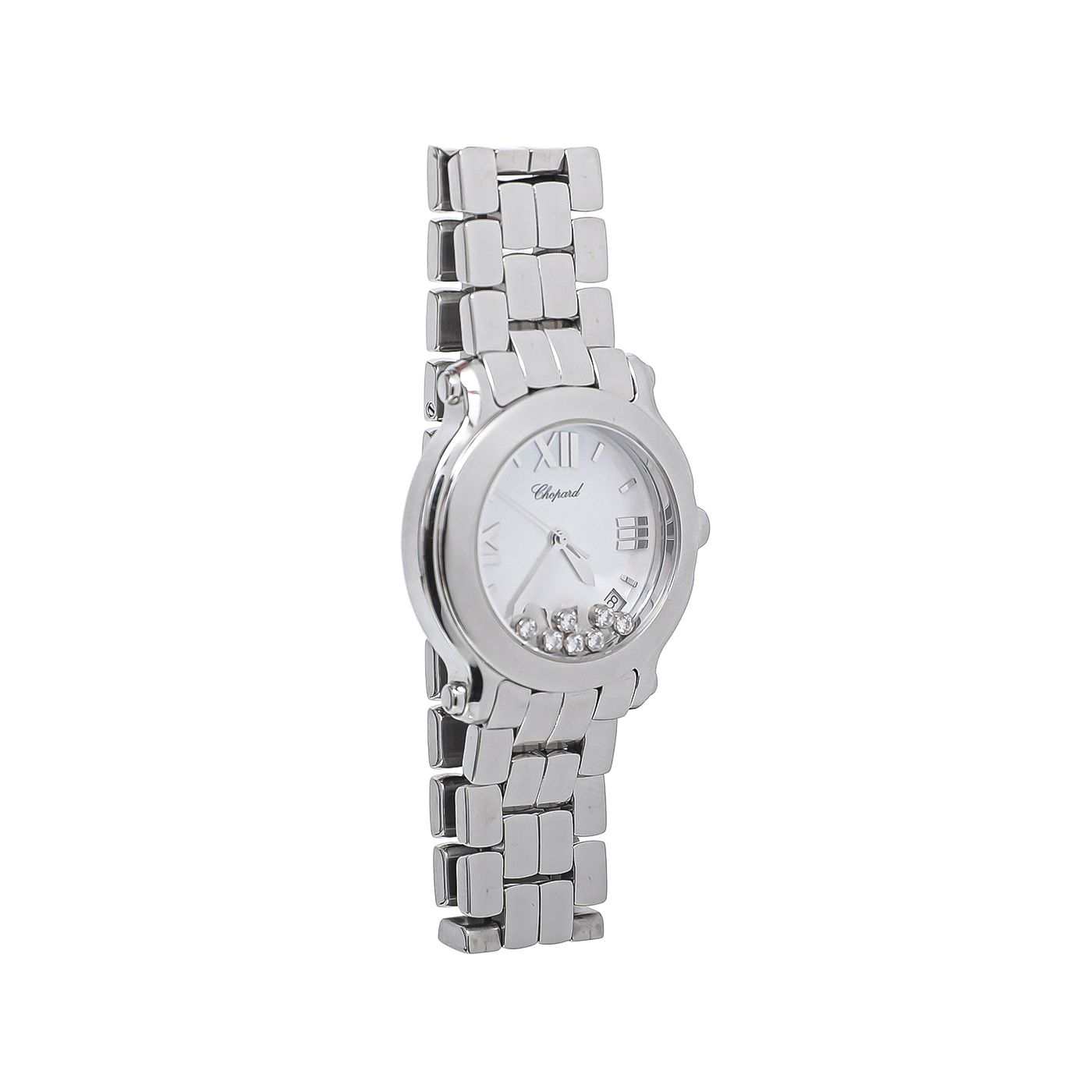Chopard Happy Sport Diamonds MOP Watch