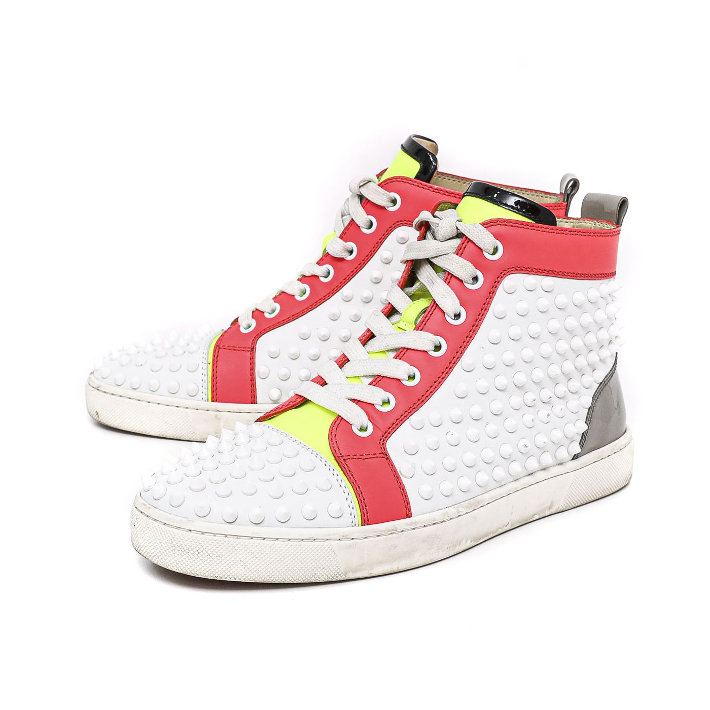 Christian Louboutin Multicolor Louis Flat Sneakers