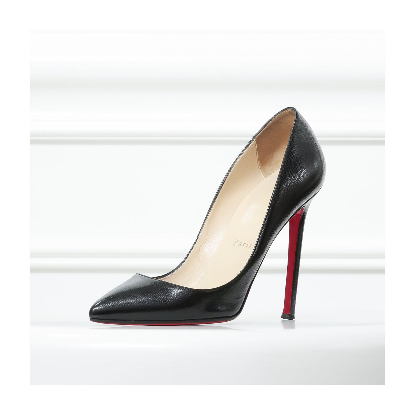 Christian Louboutin Black So Kate Pumps 36.5
