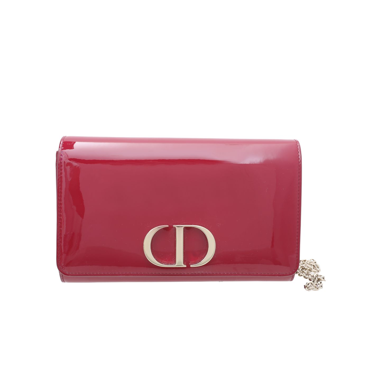 Christian Dior Cherry Red 30 Montaigne WOC
