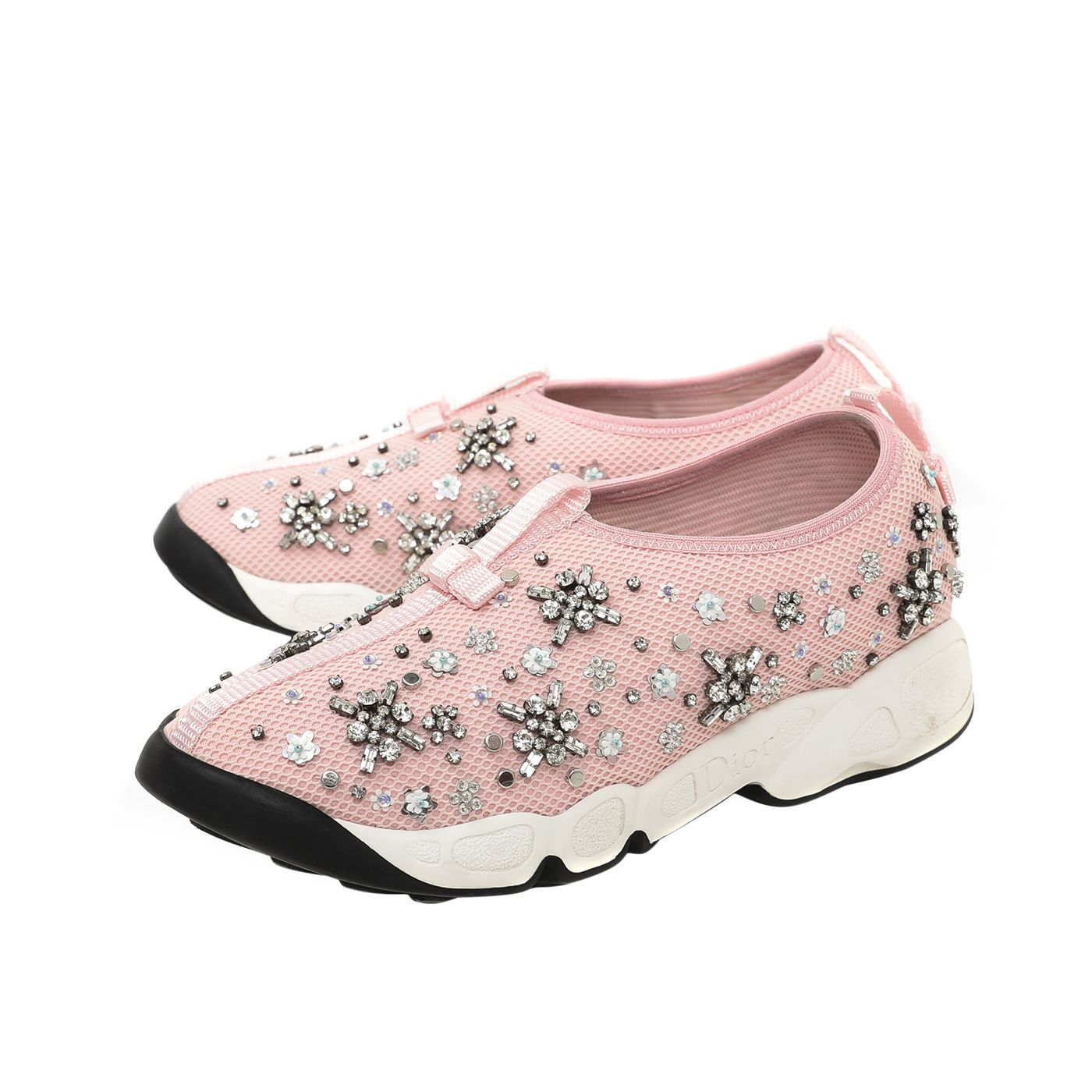 Christian Dior Pink Fusion Sneakers