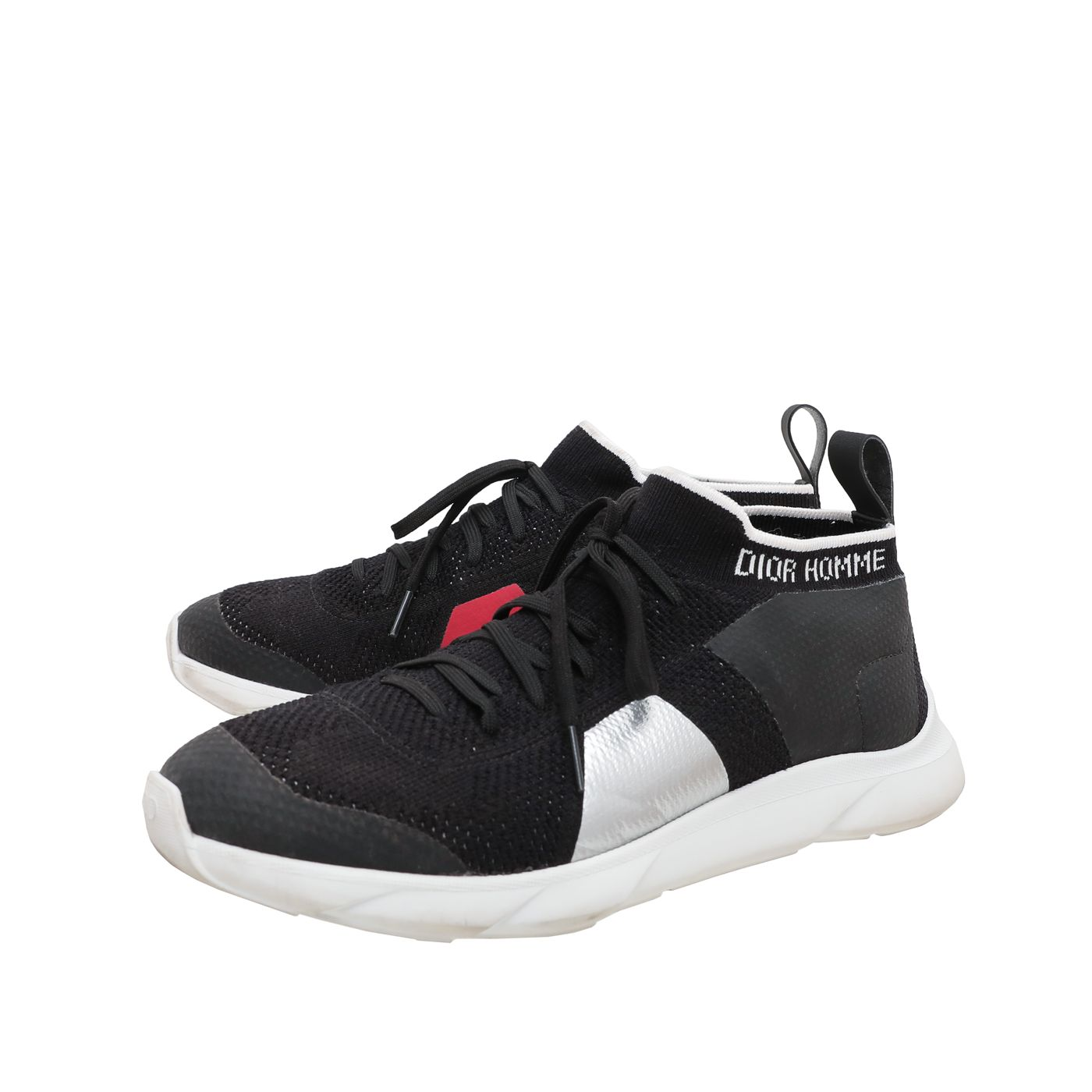 Christian Dior Bicolor Homme Sock Sneakers 41