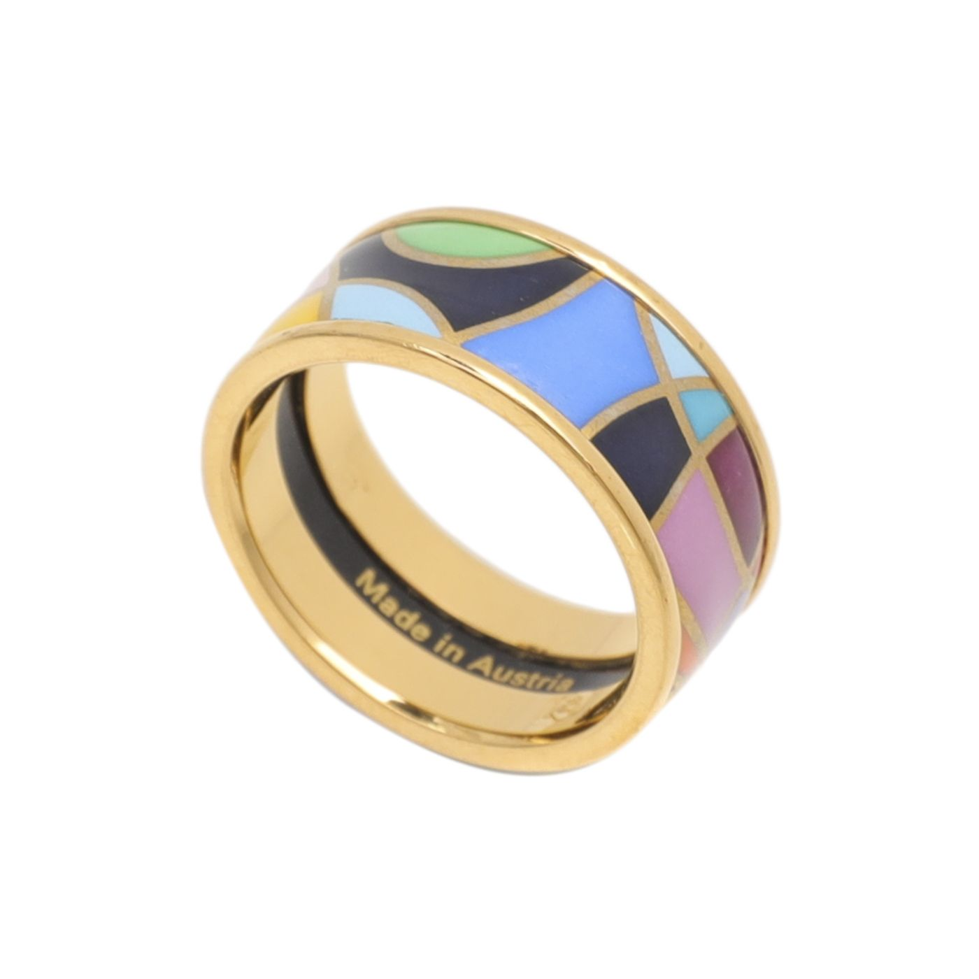 Frey Wille Multicolor Ode To Joy Of Life Ring