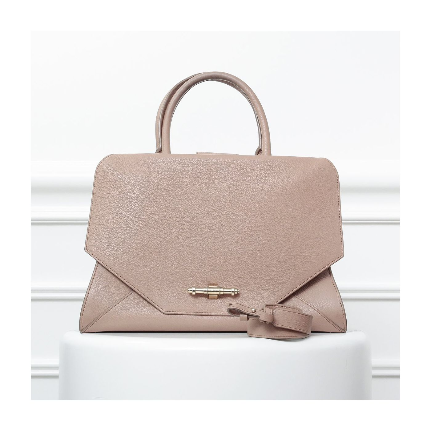 Givenchy Old Rose Obsedia Tote Medium