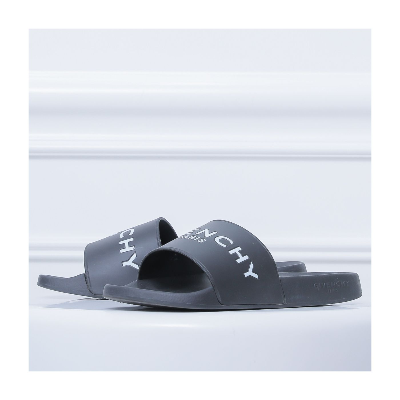 Givenchy Black Paris Sandals 43