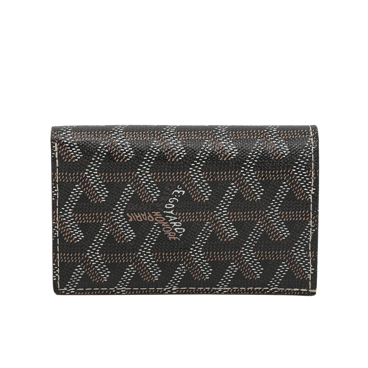 Goyard Bicolor Saint Pierre Card Holder
