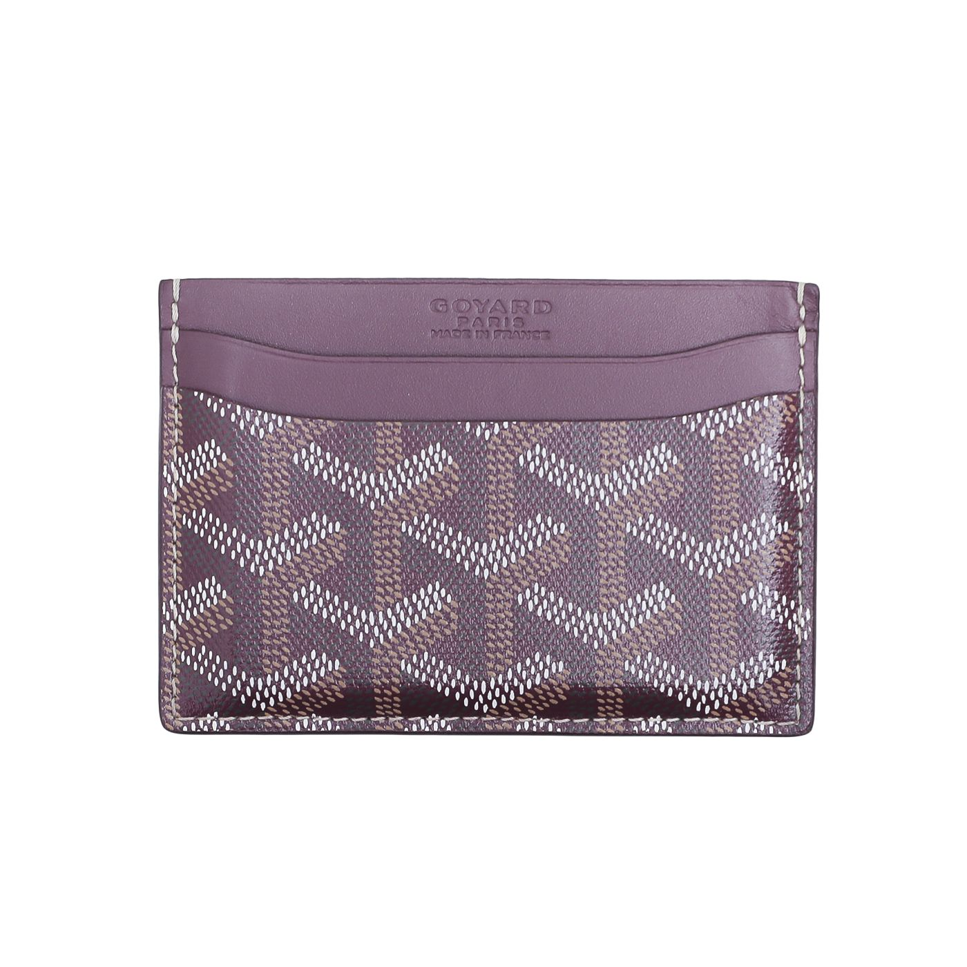 Goyard Bordeaux Saint Sulpice Card Holder
