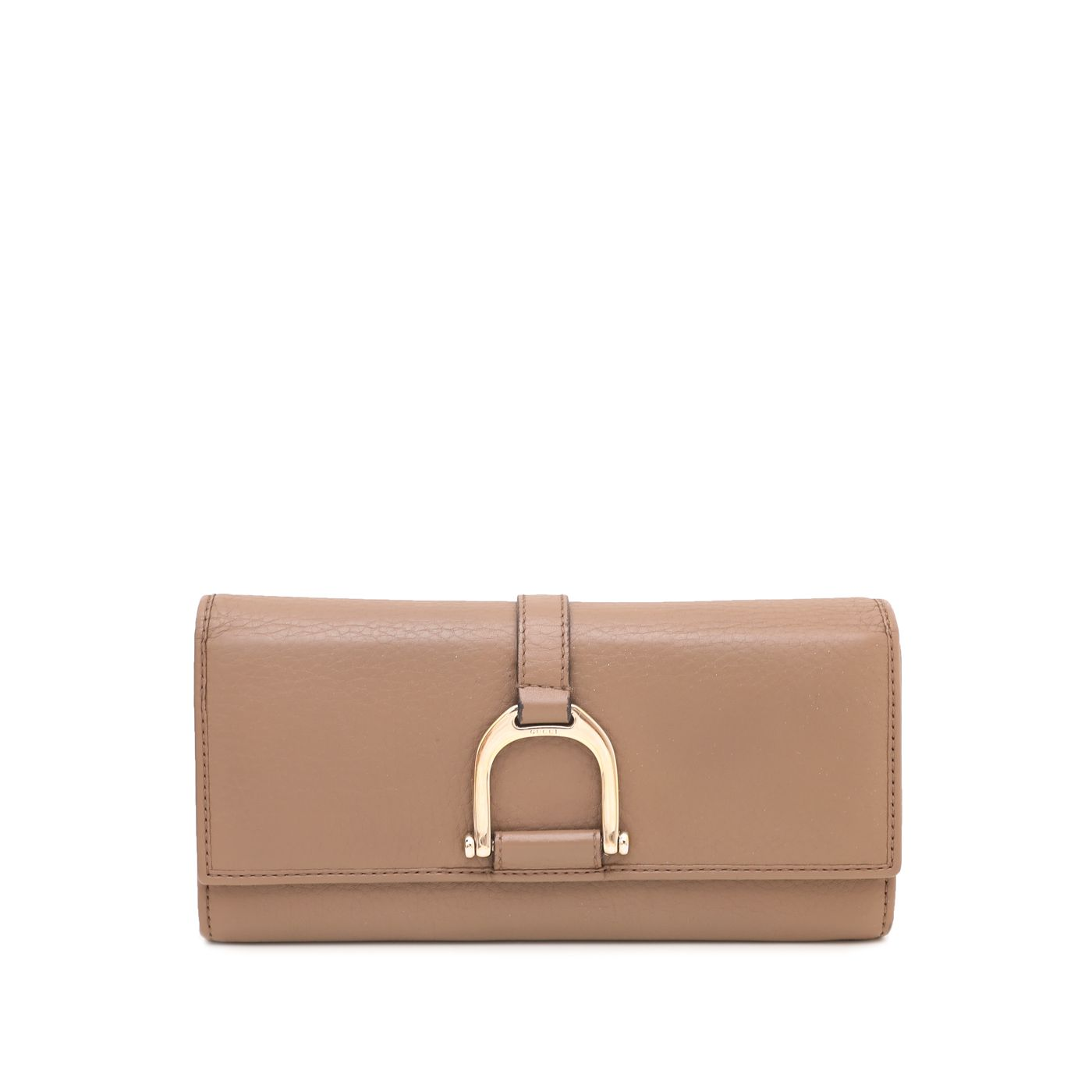 Gucci Mocca Abbey Continental Wallet
