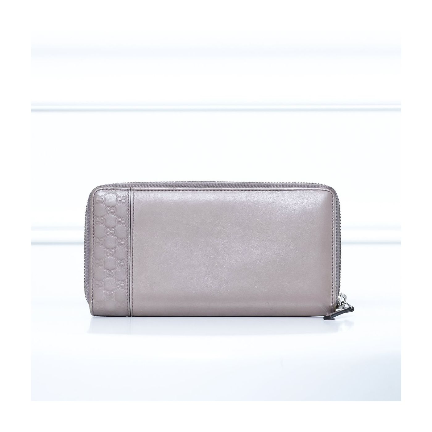 Gucci Mauve Long Wallet