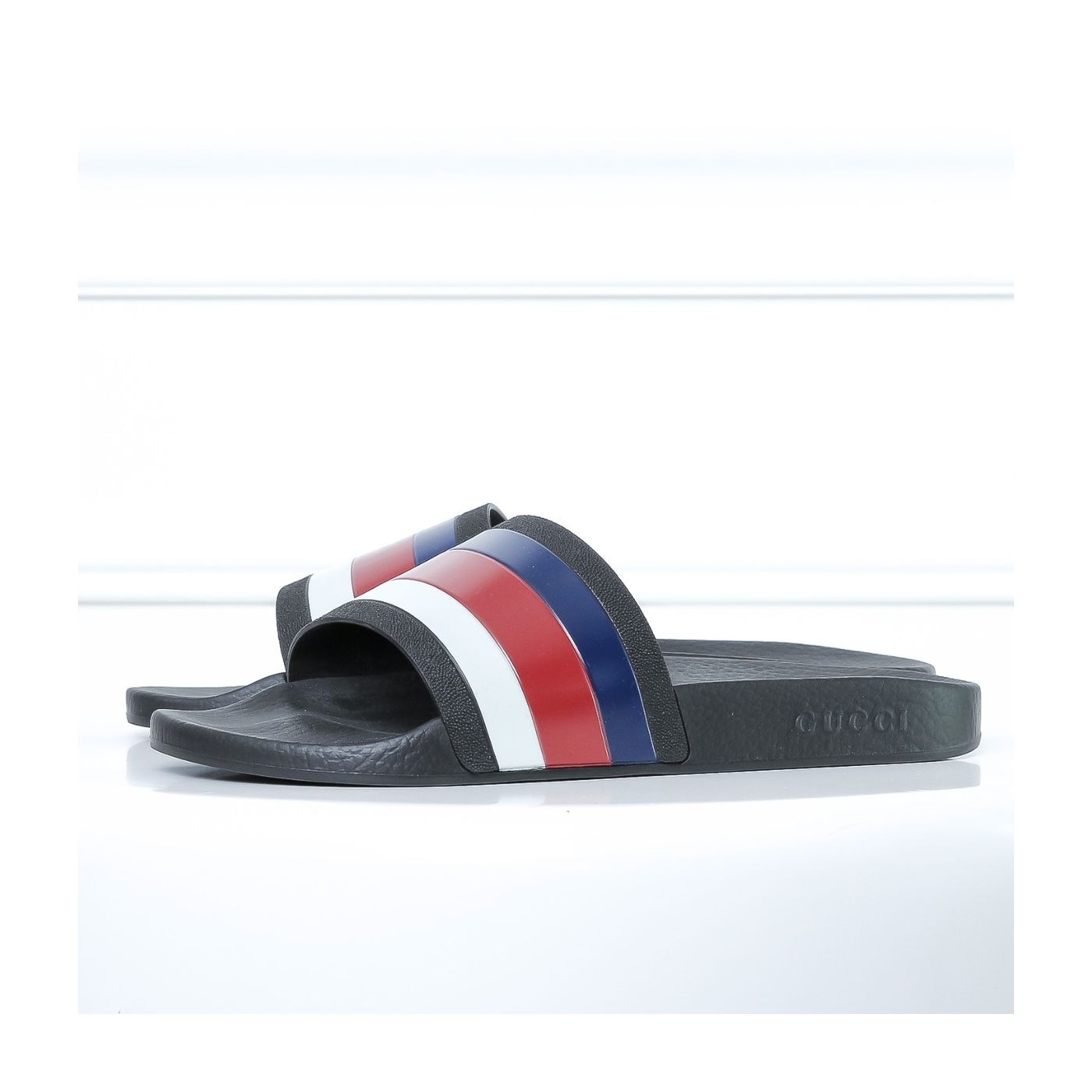 Gucci Black Men's Sandals 9