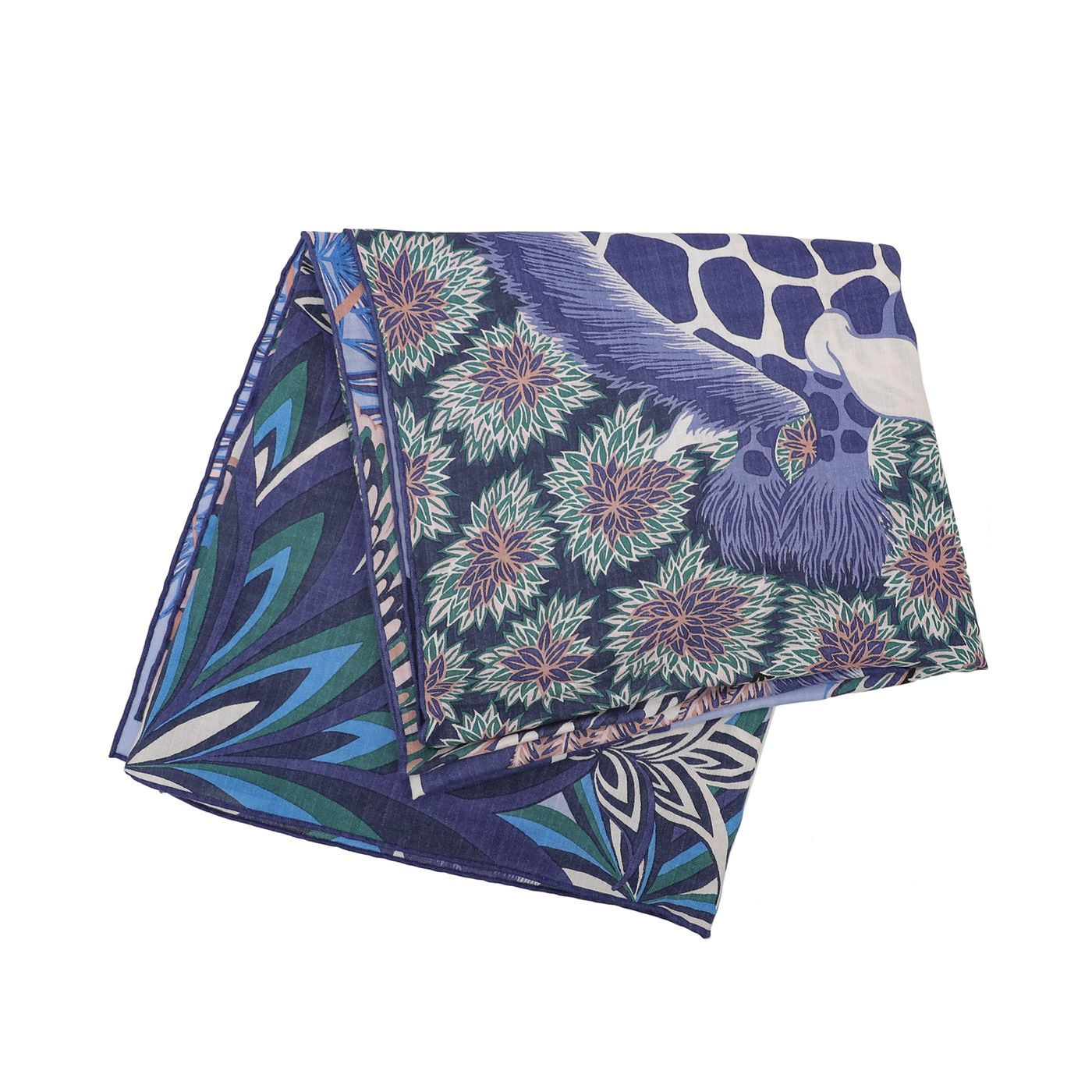 Hermes Bicolor The Three Graces Shawl