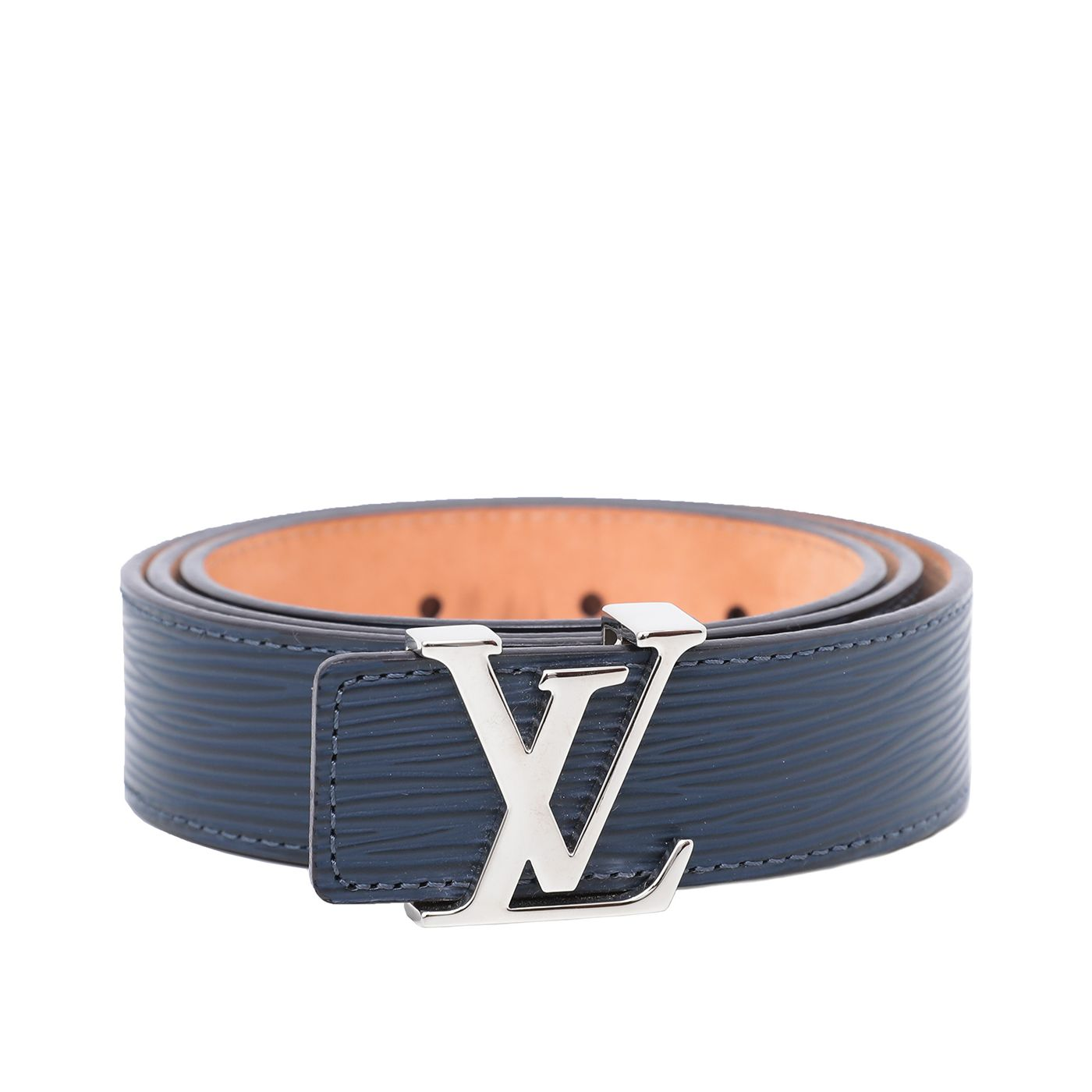 Louis Vuitton Indigo Initials Belt 34