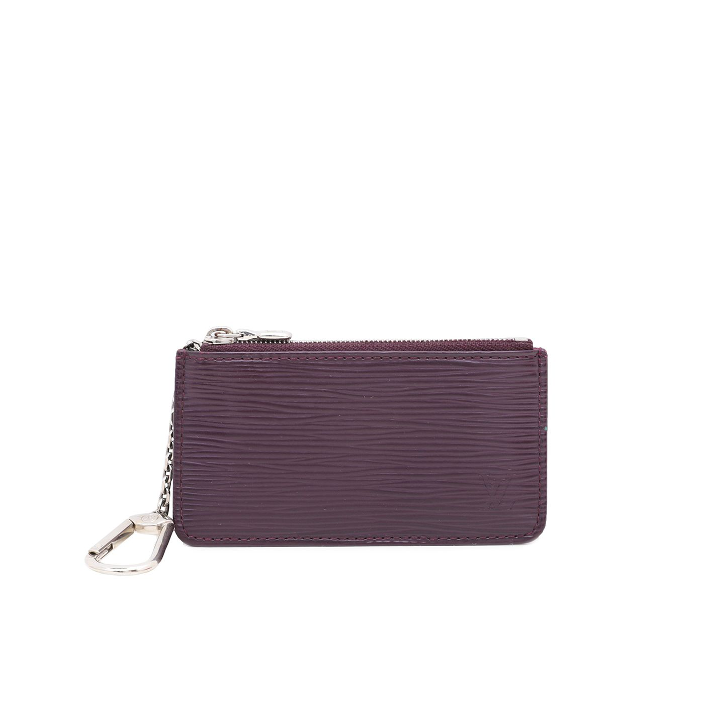 Louis Vuitton Cassis Epi Key Pouch