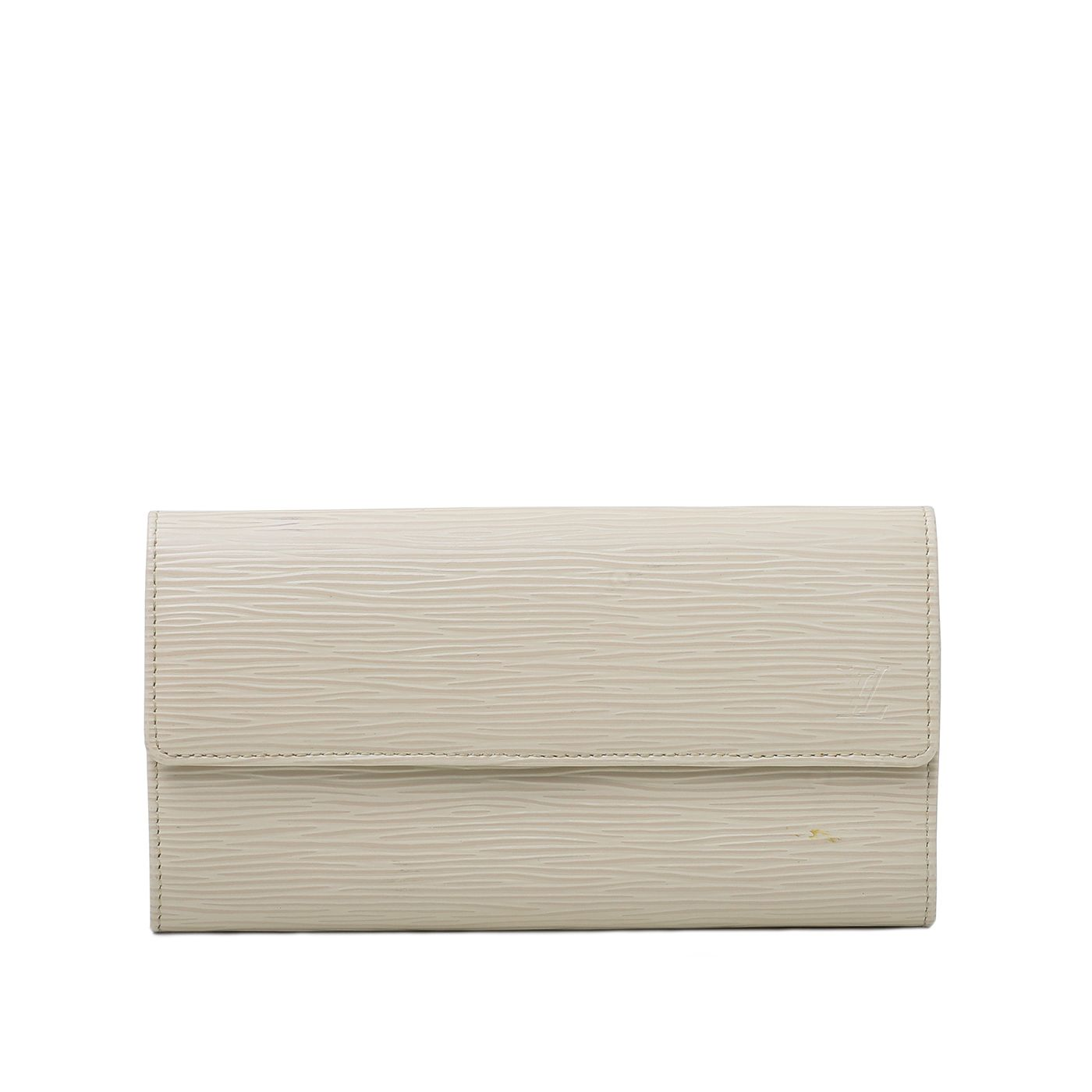 Louis Vuitton Ivory Sarah Long Wallet