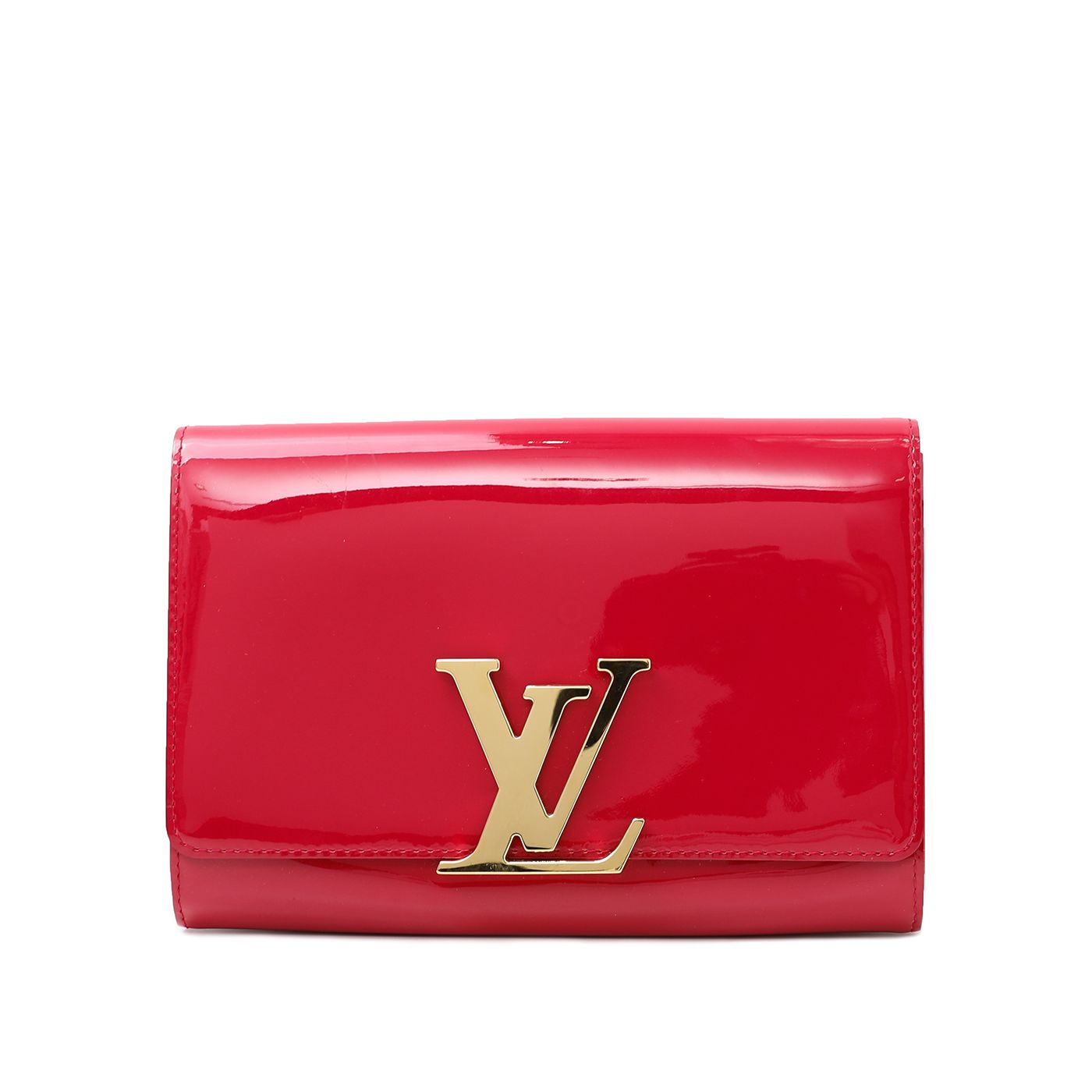 Louis Vuitton Indian Rose Louise Clutch