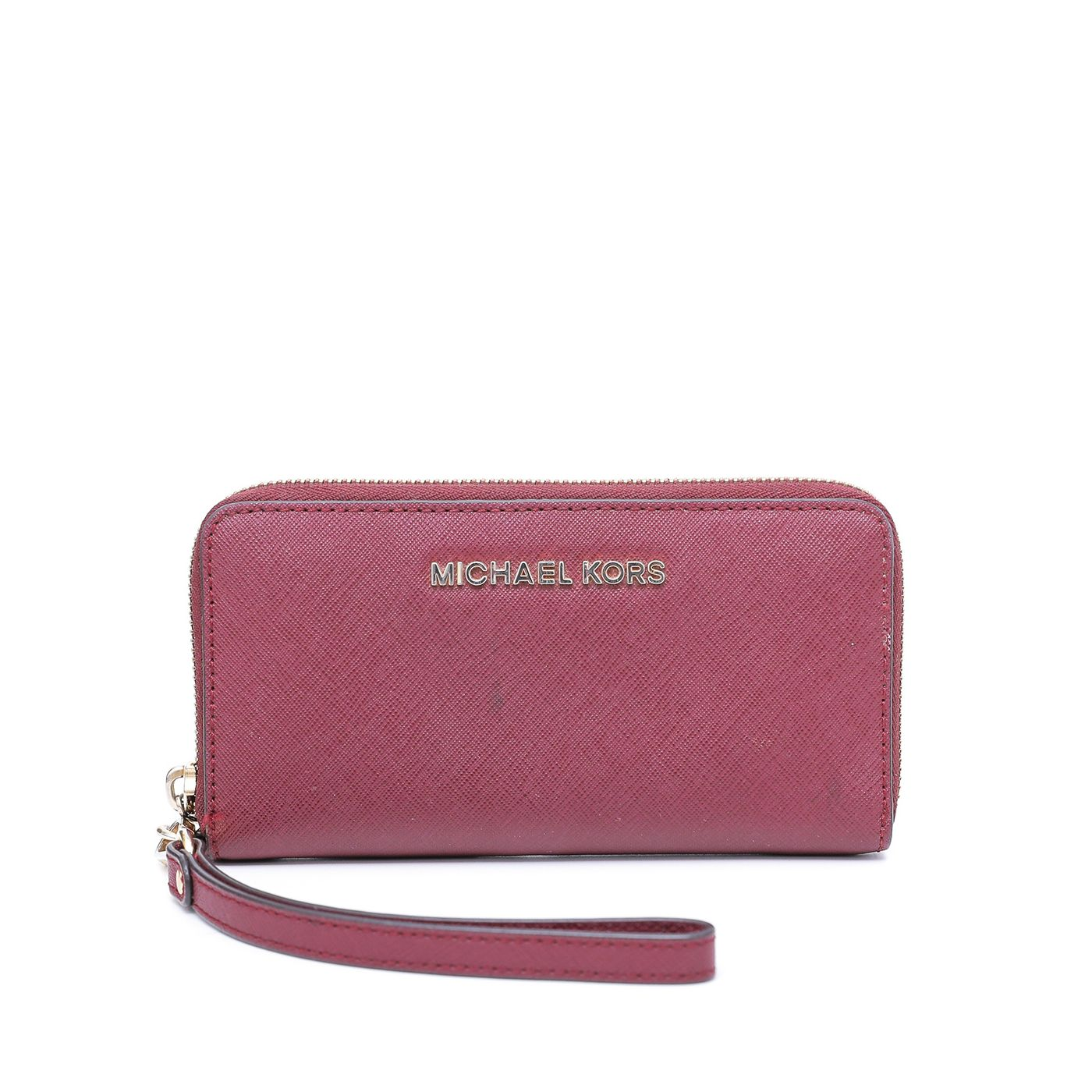 Michael Kors Brandy Zip Around Wallet