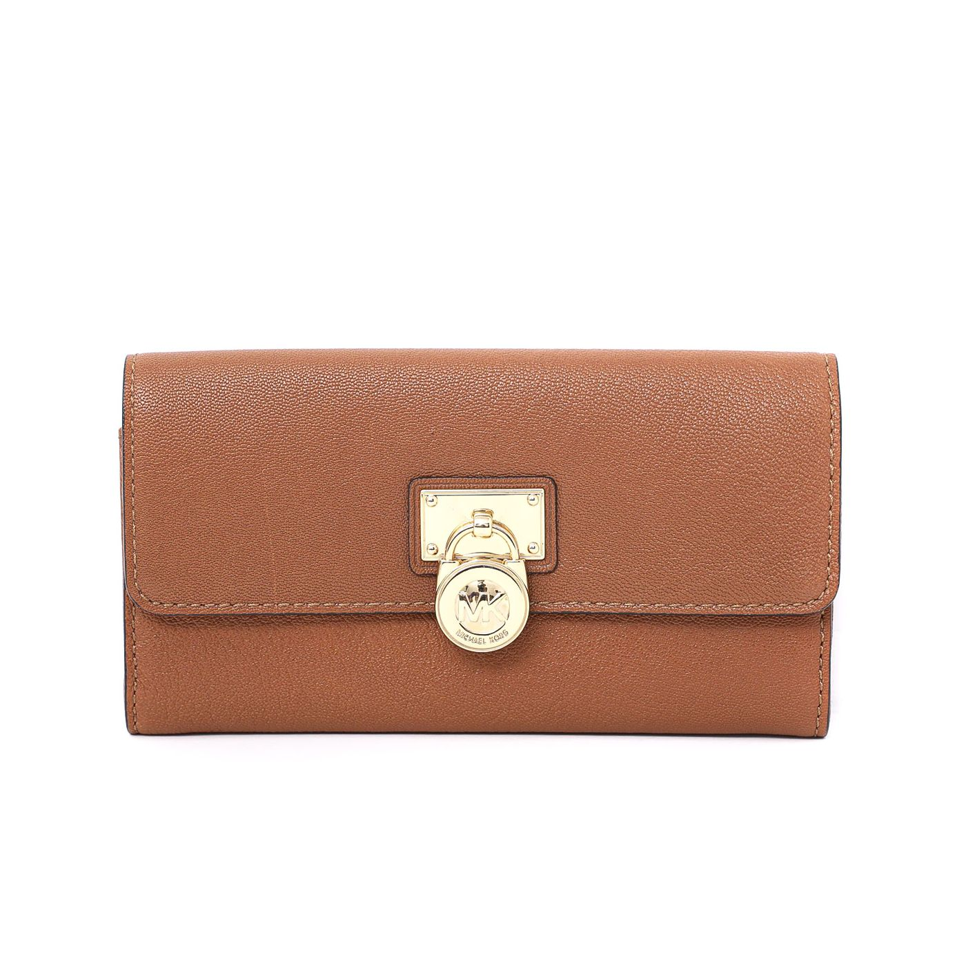 Michael Kors Brown Hamilton Wallet