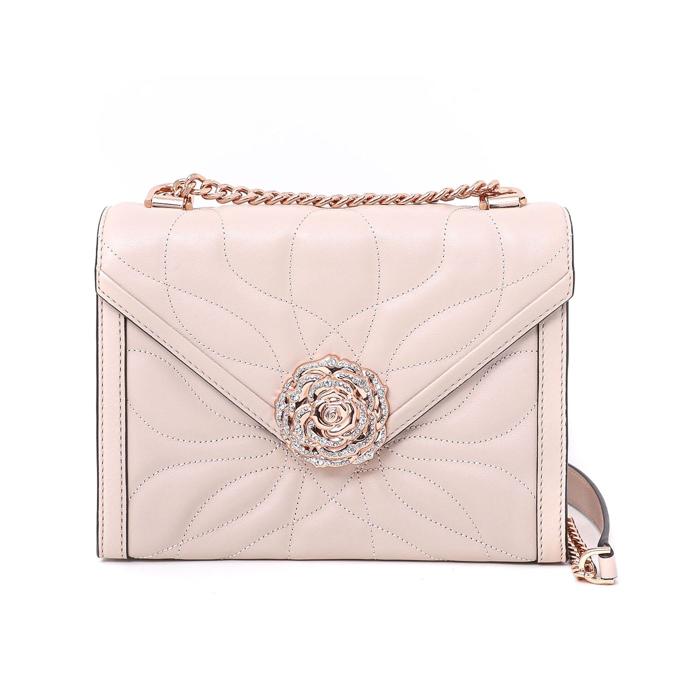 Michael Kors Soft Pink Whitney Petal Bag