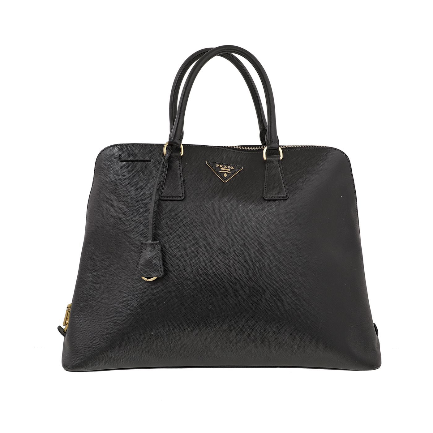 Prada Black Promenade Lux Bag