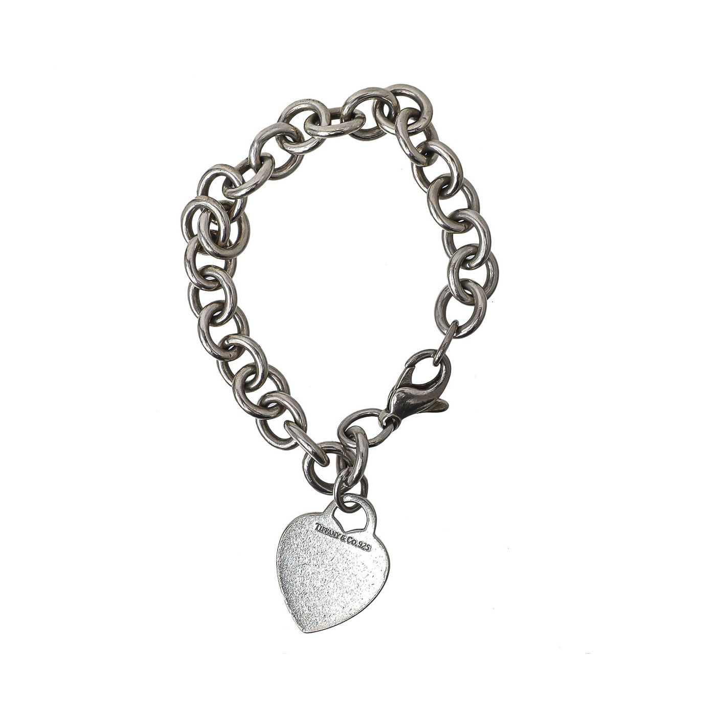 Tiffany & Co. Heart Links Bracelet