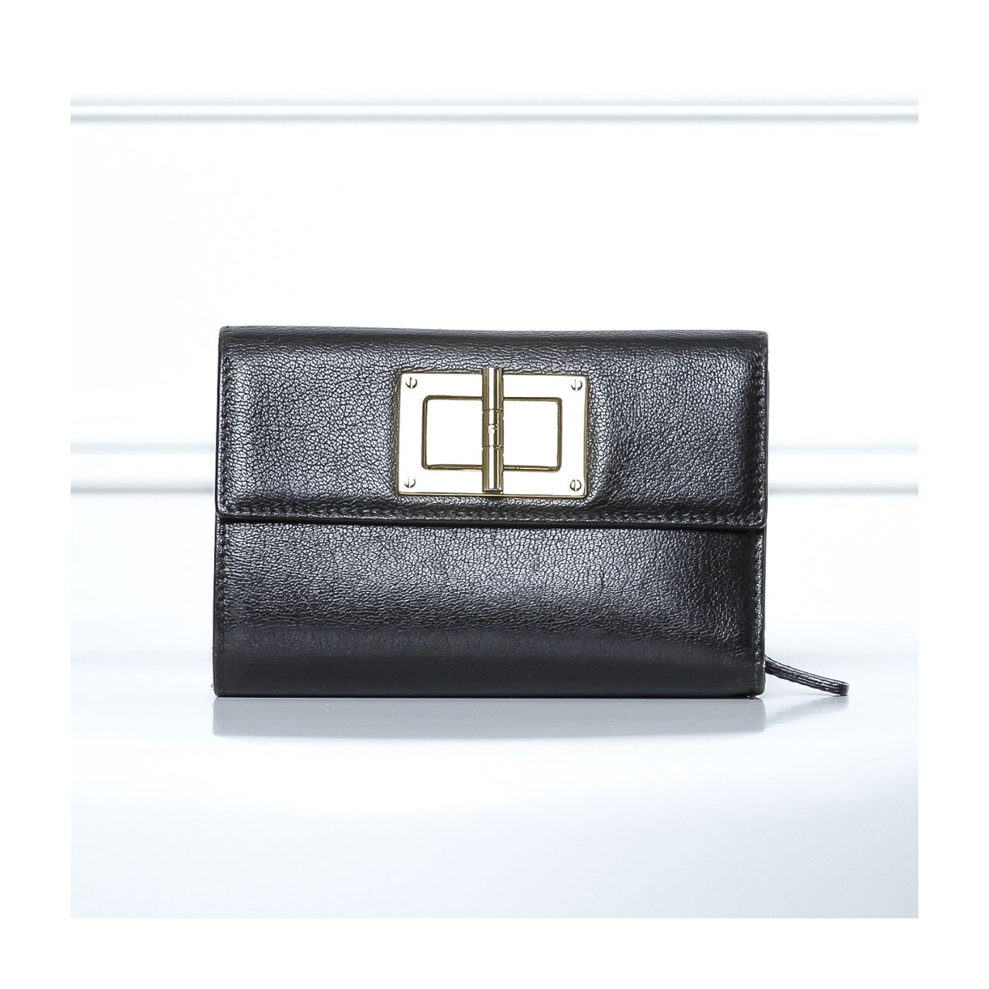 Tom Ford Black Natalia Wallet