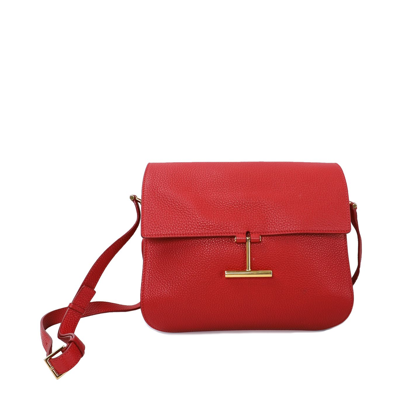 Tom Ford Red Tara Crossbody Bag