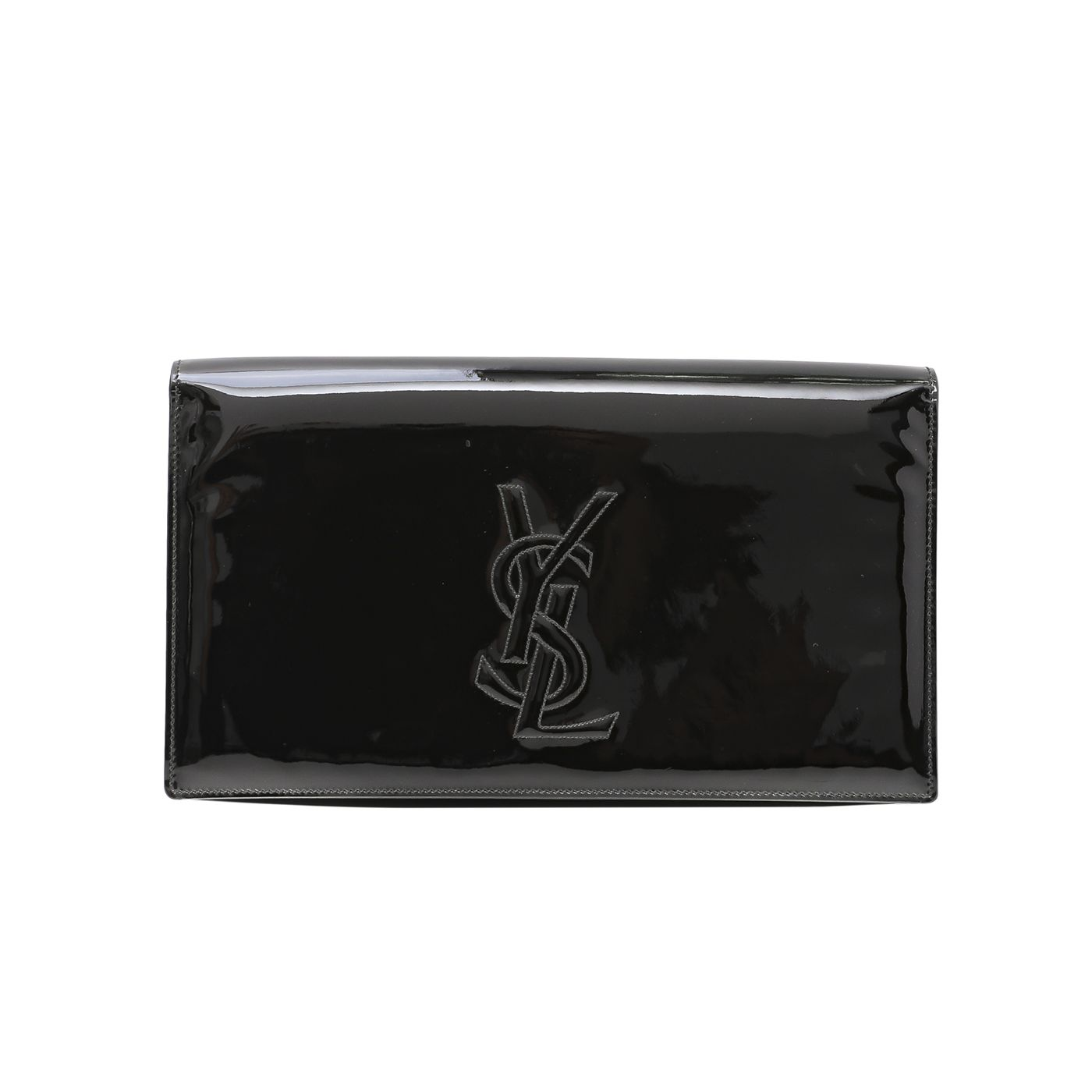 YSL Black Belle De Jour Clutch