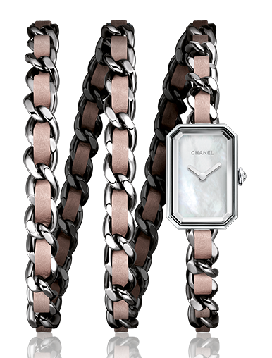 Chanel Premire watch pastel power 2